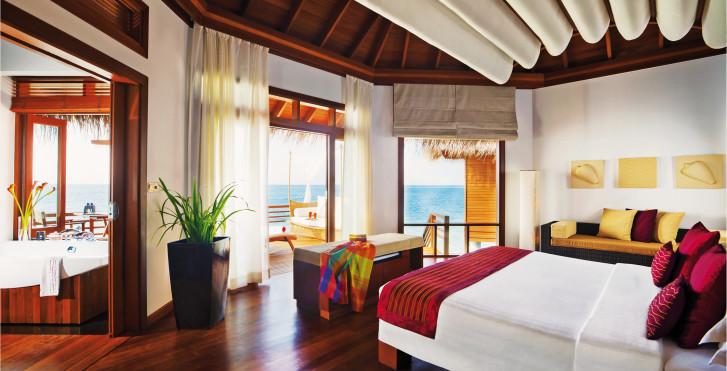Villa sur pilotis - Baros Maldives