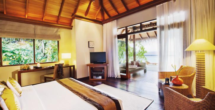 Villa Deluxe - Baros Maldives