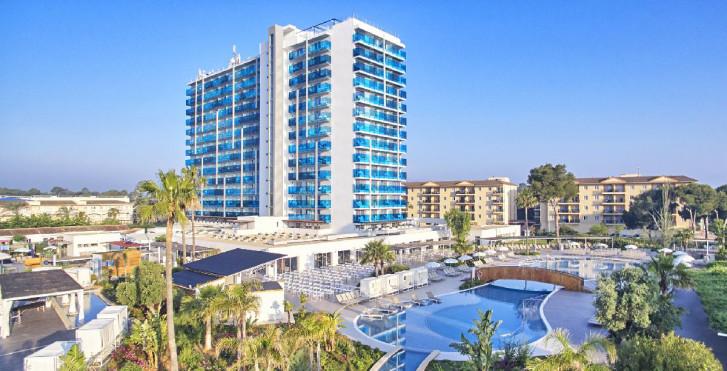 BG Tonga & Suites Tower Design Hotel