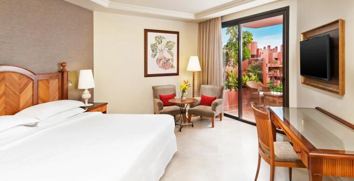 Doppelzimmer Deluxe - Sheraton La Caleta Resort & Spa