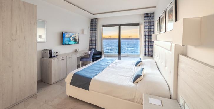 Chambre double Deluxe - Ramla Bay Resort