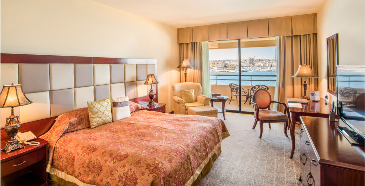 Chambre double Deluxe - Grand Hotel Excelsior