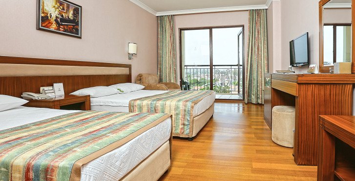 Doppelzimmer - Lyra Resort & Spa