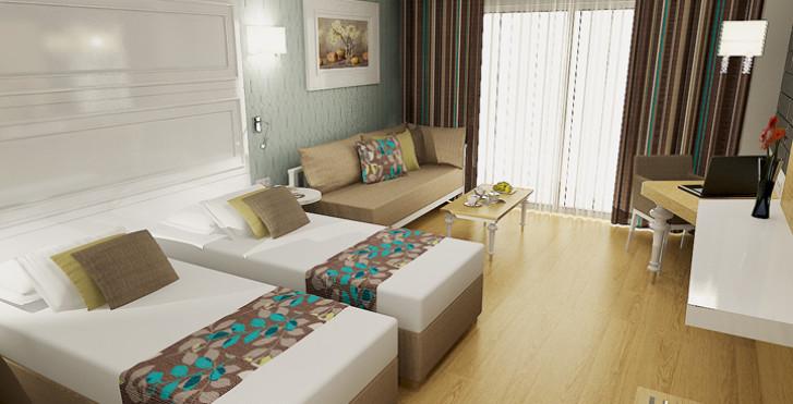 Exemple - Trendy Hotels Verbena Beach