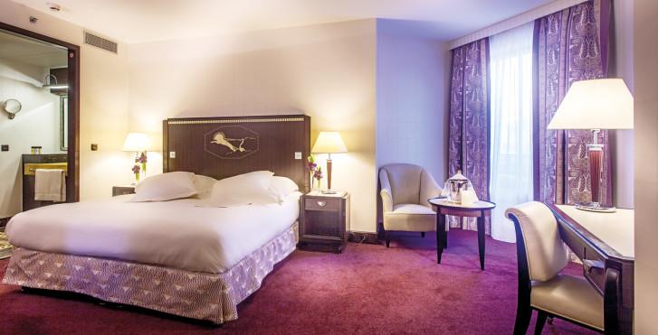 L Hotel Du Collectionneur Paris Zimmer
