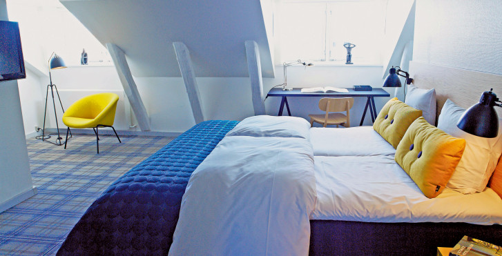 X-Large-Zimmer - Ibsens Hotel