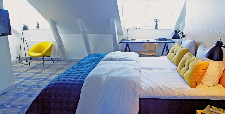 Chambre X-Large - Ibsens Hôtel