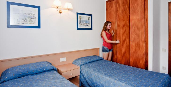 Wohnbeispiel - Apartments CYE Salou