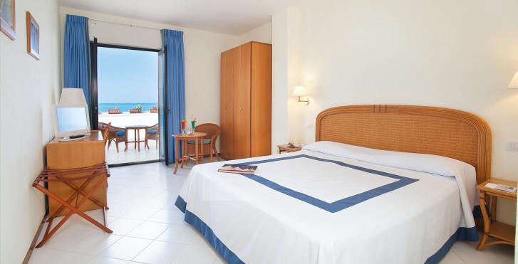 Chambre double - Hôtel Del Levante