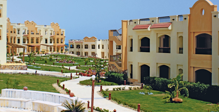 Concorde Moreen Beach Resort Spa Marsa Alam Migros Ferien