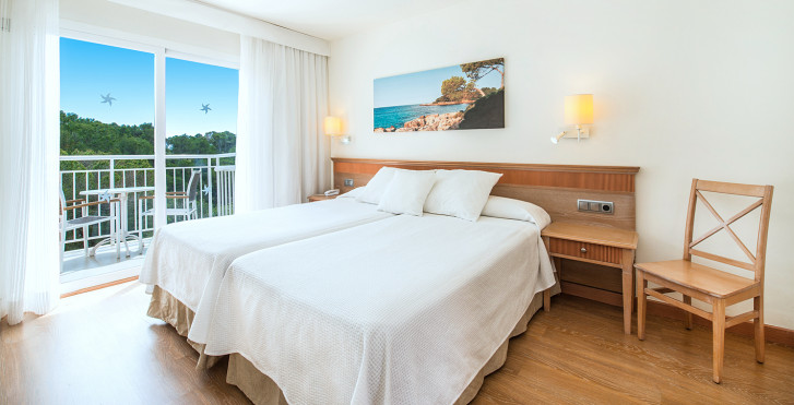 Doppelzimmer - Iberostar Club Cala Barca
