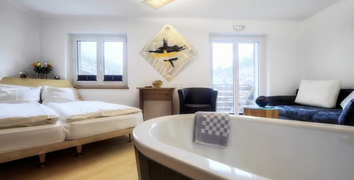 Doppelzimmer Compact - Sunstar Hotel Zermatt