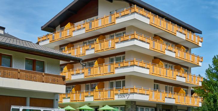 Hotel Eden No. 7 - Sommer inkl. Bergbahnen