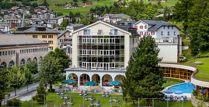 Image 33847766 - Thermalhotels & Walliser Alpentherme