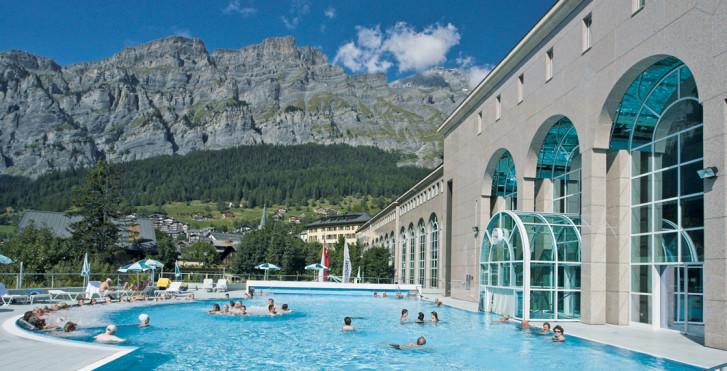 Bild 27815395 - Thermalhotels & Walliser Alpentherme