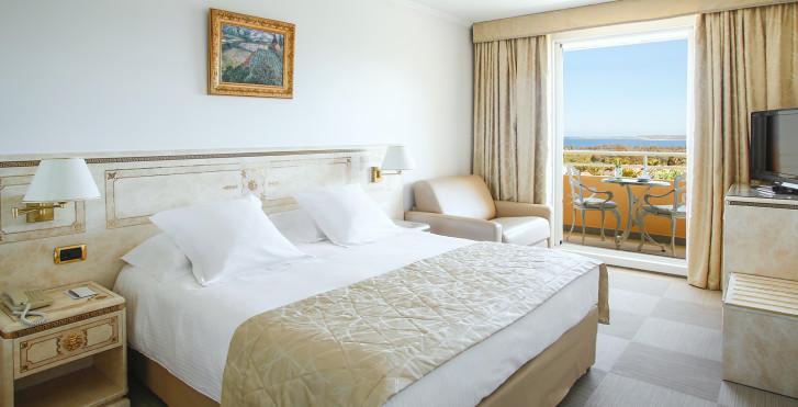 Chambre double Deluxe - Hôtel & SPA Corsica