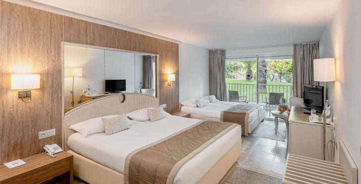 Chambre double - Hôtel JAZ Tour Khalef