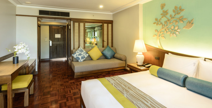 Chambre double Deluxe - The Regent Cha Am Beach Resort