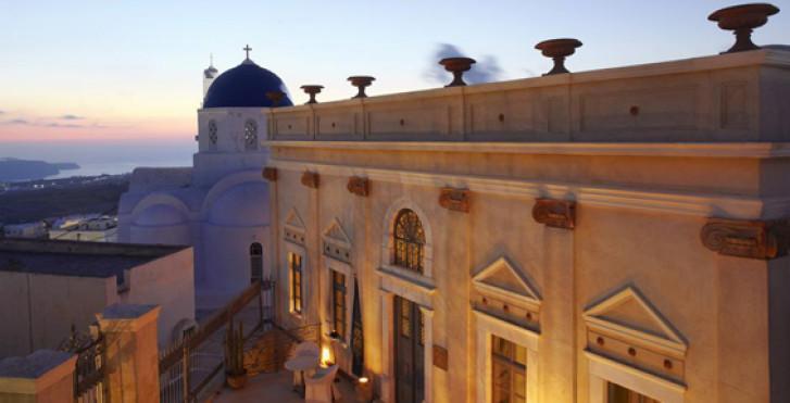 Bild 8004435 - Zannos Melathron Luxury Hotel