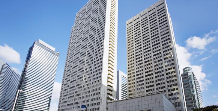 Keio Plaza Tokyo