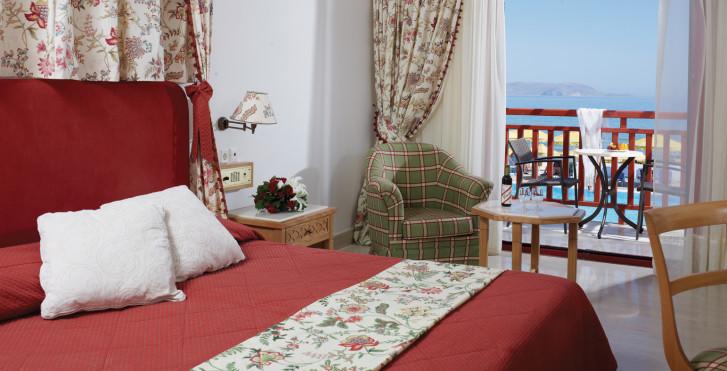 Doppelzimmer - Mitsis Rinela Beach Resort & Spa