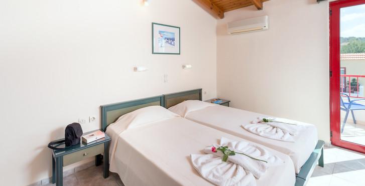 Chambre double - Thalassi Hôtel