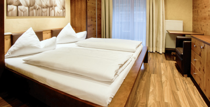 chambre double - Mozart Vital Hotel