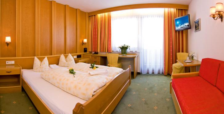 Wohnbeispiel - Alpenhotel Tirolerhof