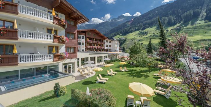 Sporthotel Neustift - Sommer inkl. Bergbahnen