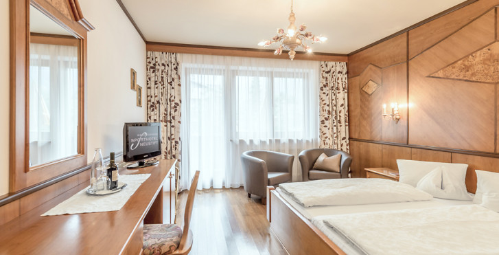 Chambre double - Sporthotel Neustift