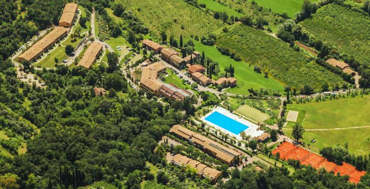 Ferienanlage Poiano - Hotel