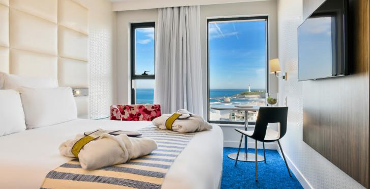 Hotel Mercure President Biarritz Plage