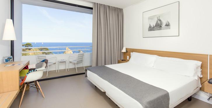 Chambre double vue mer - Gran Hotel Reymar
