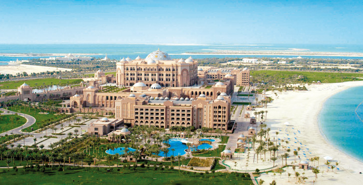 Bild 8022924 - Emirates Palace