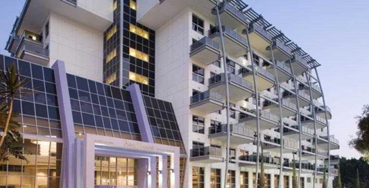 Kfar Maccabiah Premium Suites