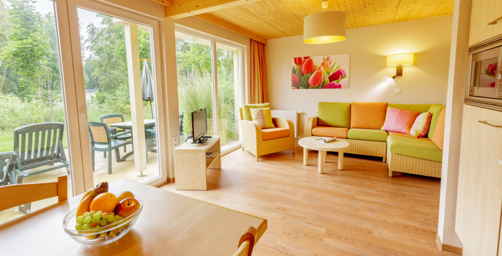 Ferienhaus Comfort - Center Parcs Bostalsee