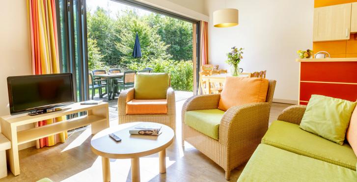 Ferienhaus Eden Comfort - Center Parcs Moselle/Lothringen Les Trois Forêts