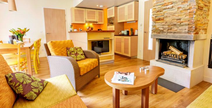 Cottage Eden Premium - Center Parcs Moselle/Lorraine Les Trois Forêts