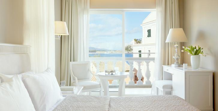 Chambre double vue mer - Mayor Mon Repos Palace – Art Hôtel