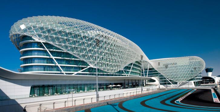 Bild 9787146 - Yas Hotel Abu Dhabi