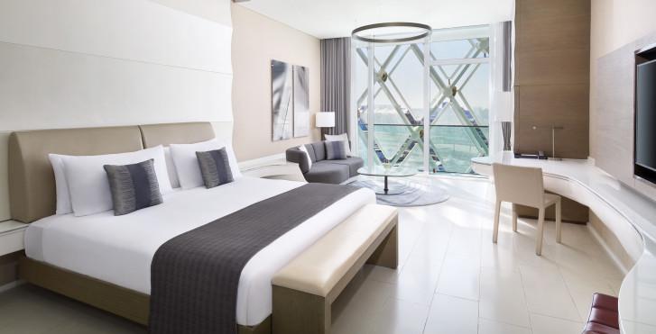 Wonderful-Zimmer - W Abu Dhabi - Yas Island