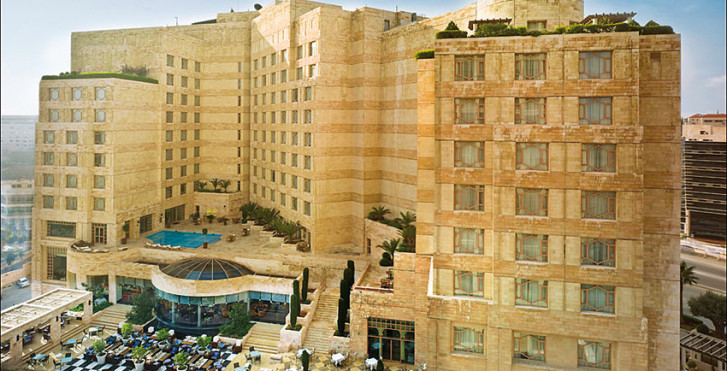 Bild 22348140 - Grand Hyatt Amman