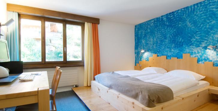 Chambre double - Alpine Lodge
