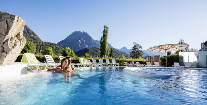 Hotel Belvédère (inkl. Skipass (Wi) / Bergbahnen (So) und Bad Scuol)