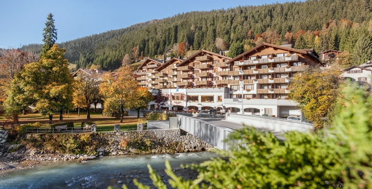 Bild 32198818 - Silvretta Parkhotel - Sommer inkl. Bergbahnen