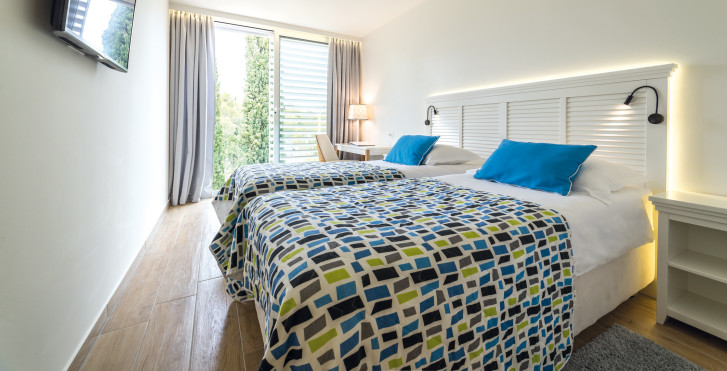 Chambre double type 2CGF - Amadria Park Hotel Jure