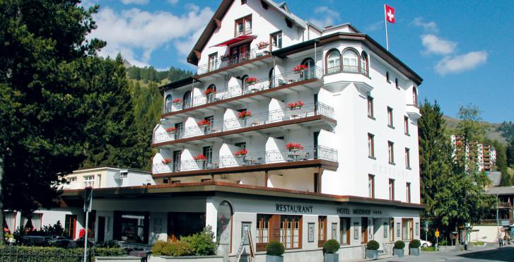 Image 33891007 - Hotel Meierhof, été, remontées mécaniques incluses