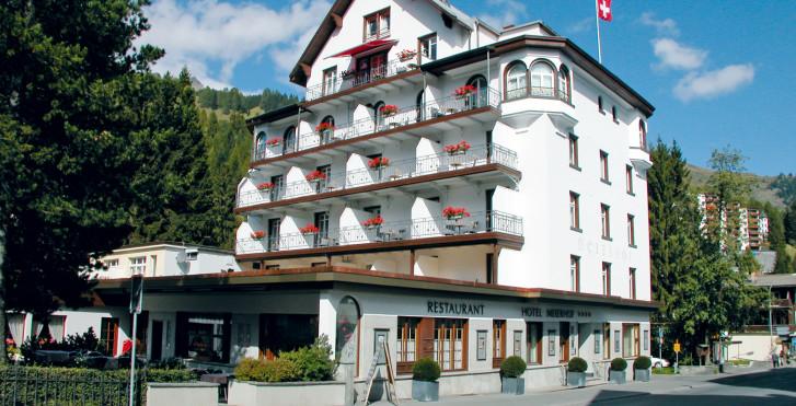 Image 28324218 - Hotel Meierhof, été, remontées mécaniques incluses