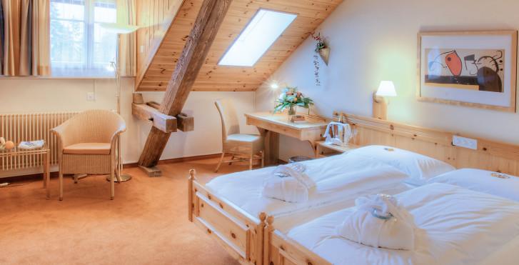 Chambre double - Sunstar Hotel Flims - été