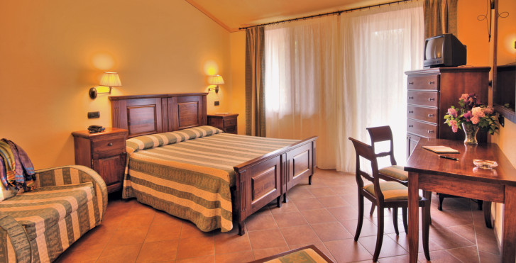 Chambre double Comfort - Casanova Residence & Spa - appartements